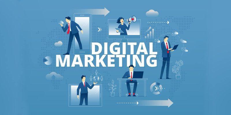 Đơn vị cung cấp khóa đào tạo Digital Marketing