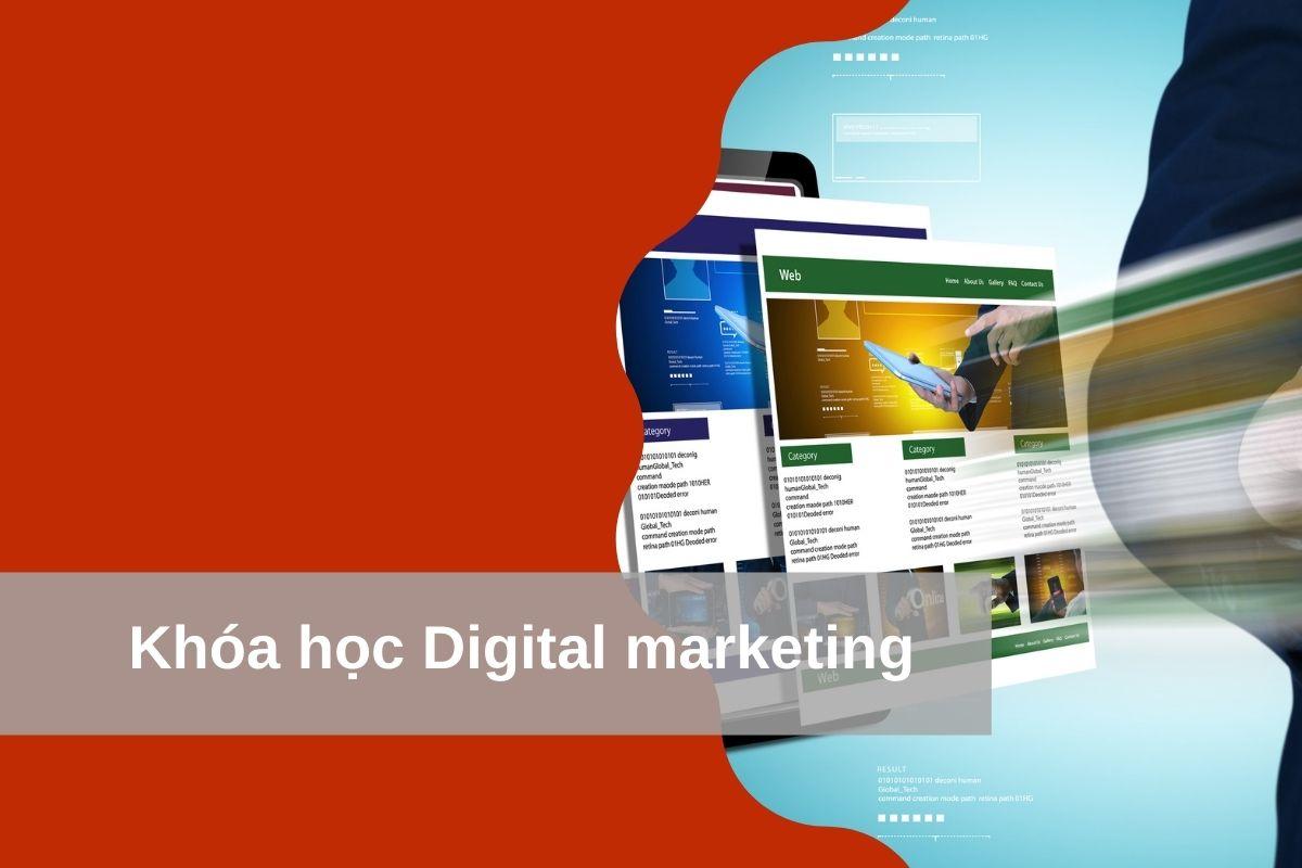 Trung tâm đào tạo digital marketing online uy tín tại TP.HCM