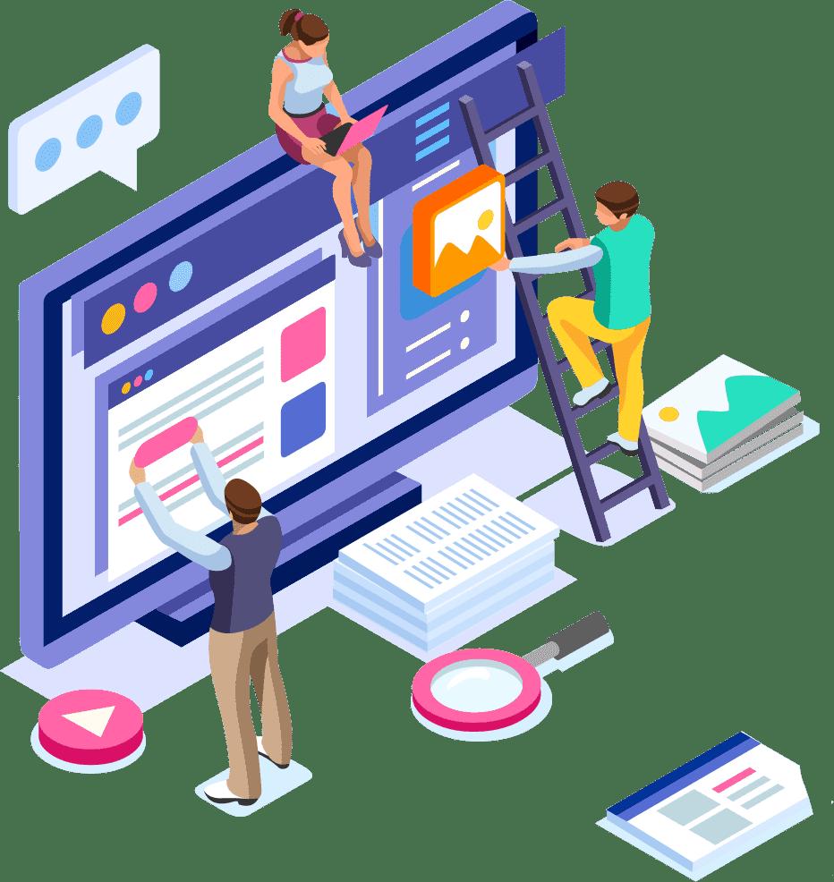 Trung tâm đào tạo thiết kế website đẹp, chuyên nghiệp